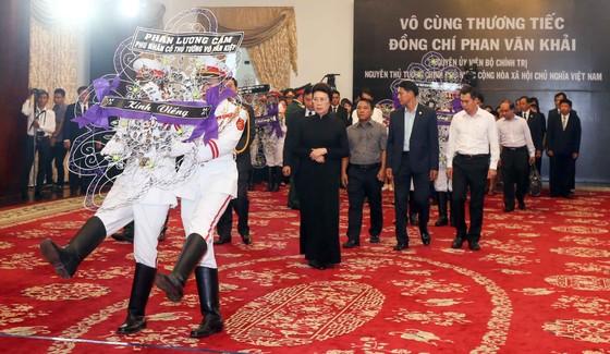 Lễ viếng nguyên Thủ tướng Phan Văn Khải  ảnh 64