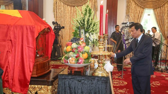 Lễ viếng nguyên Thủ tướng Phan Văn Khải  ảnh 54