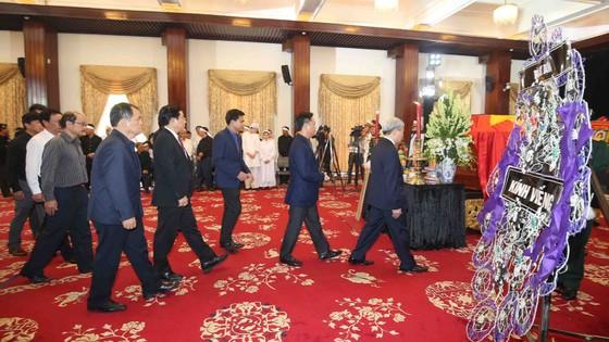 Lễ viếng nguyên Thủ tướng Phan Văn Khải  ảnh 55