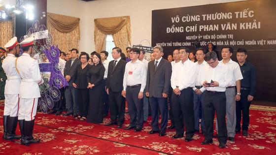 Lễ viếng nguyên Thủ tướng Phan Văn Khải  ảnh 56