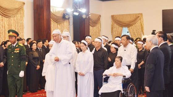 Lễ viếng nguyên Thủ tướng Phan Văn Khải  ảnh 2