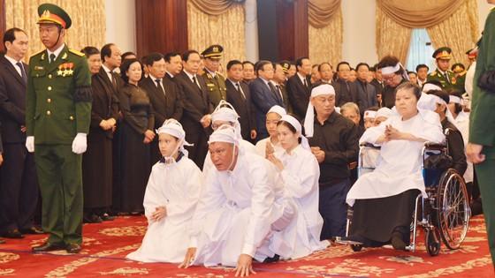 Lễ viếng nguyên Thủ tướng Phan Văn Khải  ảnh 3