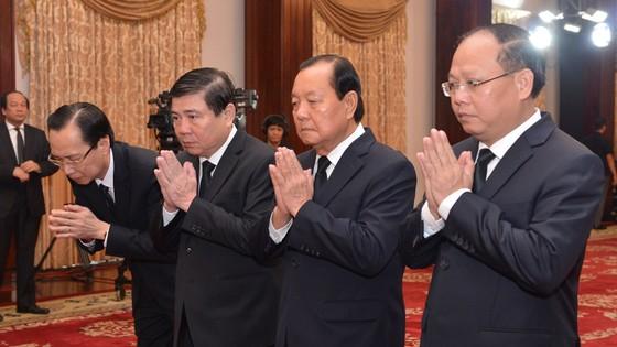 Lễ viếng nguyên Thủ tướng Phan Văn Khải  ảnh 37