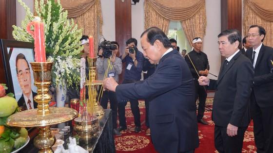 Lễ viếng nguyên Thủ tướng Phan Văn Khải  ảnh 27