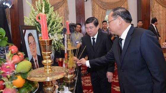Lễ viếng nguyên Thủ tướng Phan Văn Khải  ảnh 36