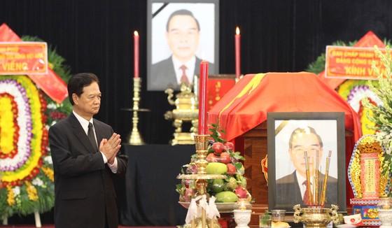 Lễ viếng nguyên Thủ tướng Phan Văn Khải  ảnh 24