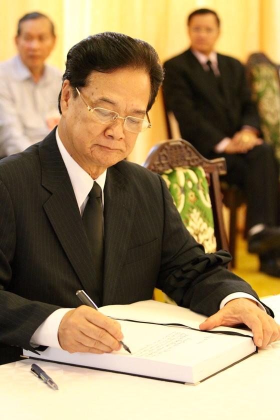 Lễ viếng nguyên Thủ tướng Phan Văn Khải  ảnh 25