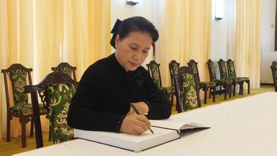 Lễ viếng nguyên Thủ tướng Phan Văn Khải  ảnh 18
