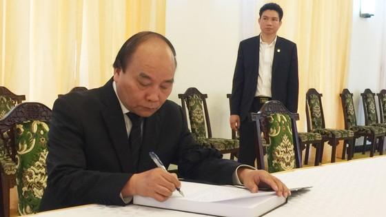 Lễ viếng nguyên Thủ tướng Phan Văn Khải  ảnh 14