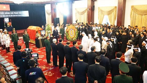 Lễ viếng nguyên Thủ tướng Phan Văn Khải  ảnh 33