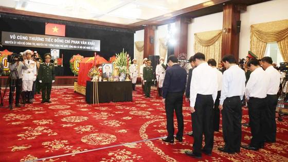 Lễ viếng nguyên Thủ tướng Phan Văn Khải  ảnh 50