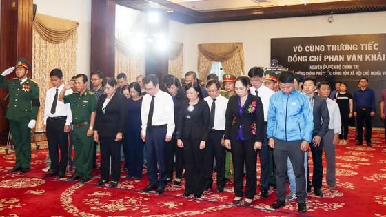 Lễ viếng nguyên Thủ tướng Phan Văn Khải  ảnh 59