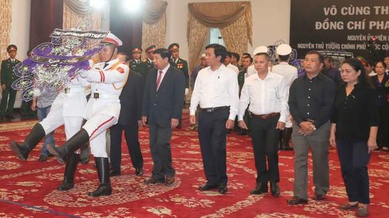 Lễ viếng nguyên Thủ tướng Phan Văn Khải  ảnh 61