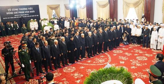 Lễ viếng nguyên Thủ tướng Phan Văn Khải  ảnh 40