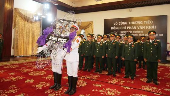 Lễ viếng nguyên Thủ tướng Phan Văn Khải  ảnh 49