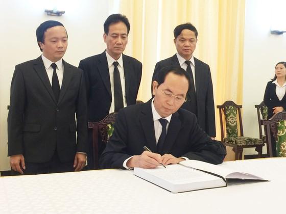 Lễ viếng nguyên Thủ tướng Phan Văn Khải  ảnh 9