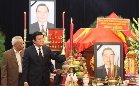 Lễ viếng nguyên Thủ tướng Phan Văn Khải  ảnh 22