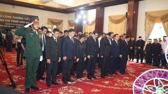 Lễ viếng nguyên Thủ tướng Phan Văn Khải  ảnh 51