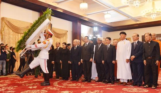 Lễ viếng nguyên Thủ tướng Phan Văn Khải  ảnh 44
