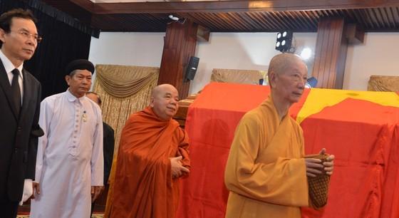 Lễ viếng nguyên Thủ tướng Phan Văn Khải  ảnh 45