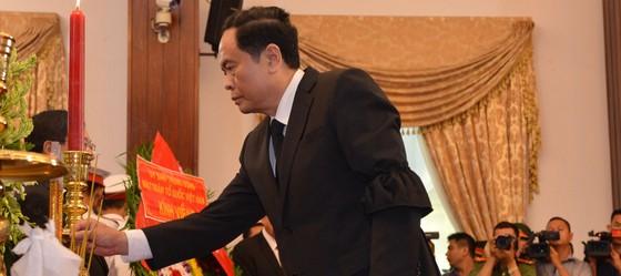 Lễ viếng nguyên Thủ tướng Phan Văn Khải  ảnh 46
