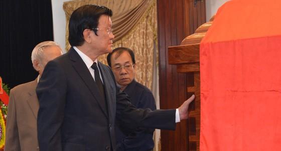 Lễ viếng nguyên Thủ tướng Phan Văn Khải  ảnh 23