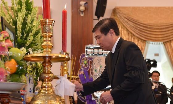 Lễ viếng nguyên Thủ tướng Phan Văn Khải  ảnh 30