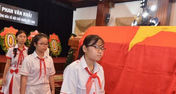 Lễ viếng nguyên Thủ tướng Phan Văn Khải  ảnh 63