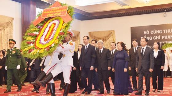 Lễ viếng nguyên Thủ tướng Phan Văn Khải  ảnh 7
