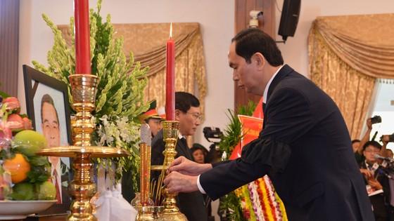 Lễ viếng nguyên Thủ tướng Phan Văn Khải  ảnh 8