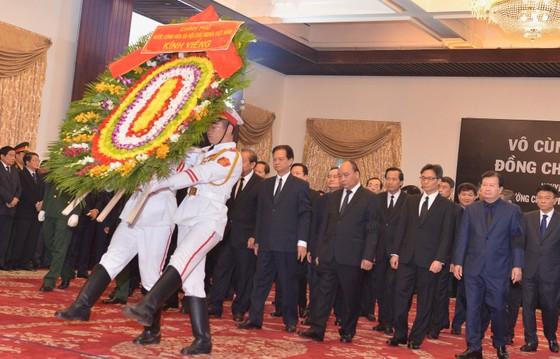 Lễ viếng nguyên Thủ tướng Phan Văn Khải  ảnh 11