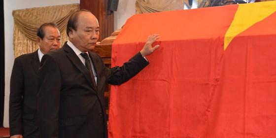Lễ viếng nguyên Thủ tướng Phan Văn Khải  ảnh 13