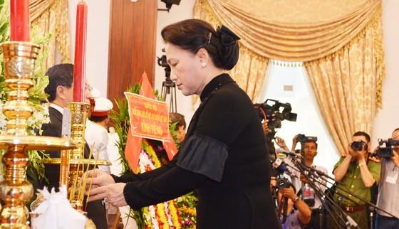 Lễ viếng nguyên Thủ tướng Phan Văn Khải  ảnh 17