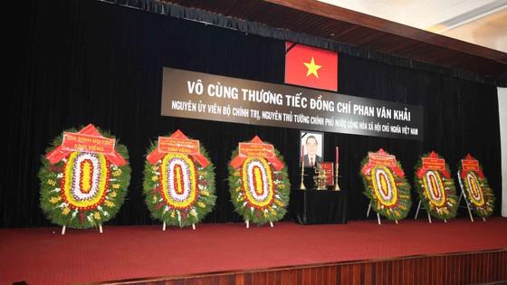 Lễ viếng nguyên Thủ tướng Phan Văn Khải  ảnh 31