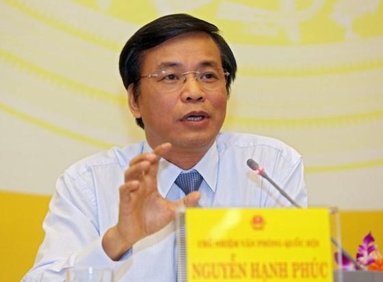 Bị kỷ luật, ông Võ Kim Cự sa sút sức khỏe xin thôi Đại biểu Quốc hội ảnh 1