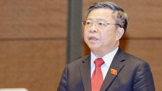 Bị kỷ luật, ông Võ Kim Cự sa sút sức khỏe xin thôi Đại biểu Quốc hội ảnh 2