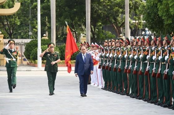 Thủ tướng: Gia tăng hợp tác, tránh xung đột đối đầu, tránh bị lệ thuộc, cô lập ảnh 1