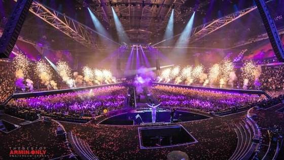 Armin van Buuren - ông hoàng nhạc Trance chính thức điền tên Việt Nam vào lịch lưu diễn ảnh 3
