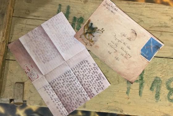 Sức mạnh nhiệm màu của những lá thư thời chiến ảnh 1