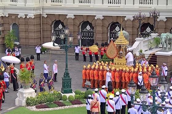 Thái Lan chính thức kết thúc quốc tang Nhà vua Bhumibol Adulyadej ảnh 1