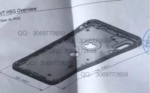 iPhone 8 sẽ tích hợp cảm biến vân tay Touch ID ở mặt sau - ảnh 1