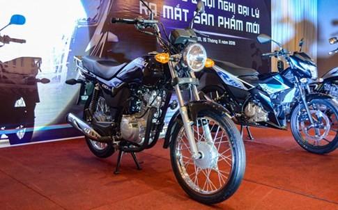 Suzuki GD110, xe côn tay giá rẻ được chờ đợi đã có giá bán - ảnh 1