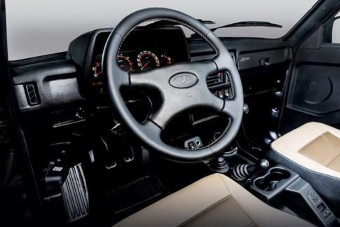 Xe Nga Lada được sánh ngang với Land Rover ra phiên bản đặc biệt - ảnh 1