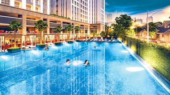 """Căn hộ hiện đại, giá """"thông minh"""" tại trung tâm quận Tân Phú ảnh 2"""