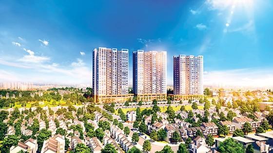"""Căn hộ hiện đại, giá """"thông minh"""" tại trung tâm quận Tân Phú ảnh 1"""