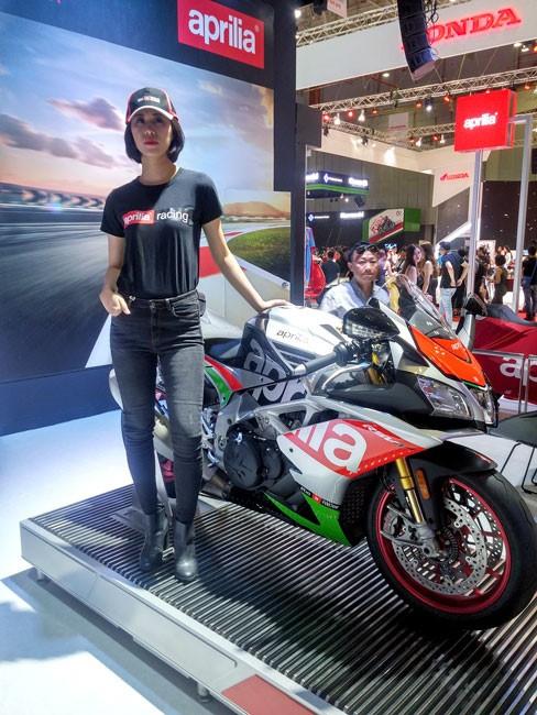 Khai mạc Vietnam Motorcycle Show 2017  ảnh 3