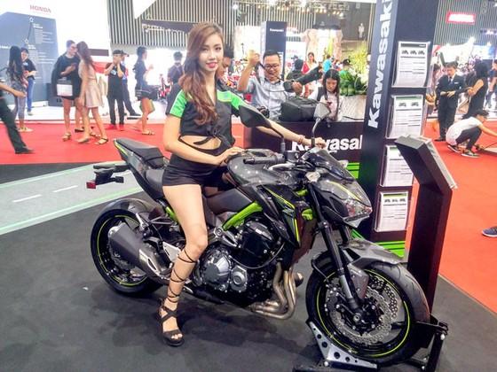Khai mạc Vietnam Motorcycle Show 2017  ảnh 5