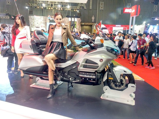 Khai mạc Vietnam Motorcycle Show 2017  ảnh 6