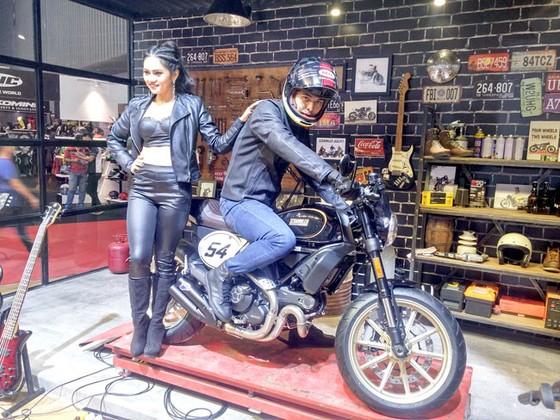 Khai mạc Vietnam Motorcycle Show 2017  ảnh 7