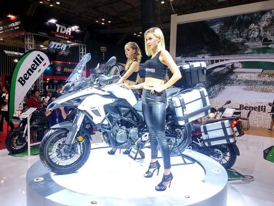 Khai mạc Vietnam Motorcycle Show 2017  ảnh 11